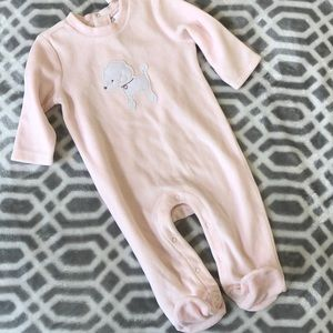 3/$25 🐷 Cozy Footed One-Piece for Baby ❤️
